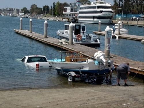How Not To Get Your Boat In The Water