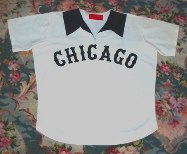 Chicago White Sox Collared Jersey