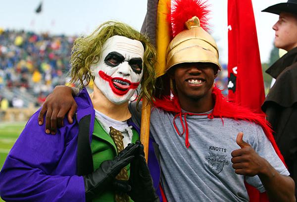 Army Black Knights Fans