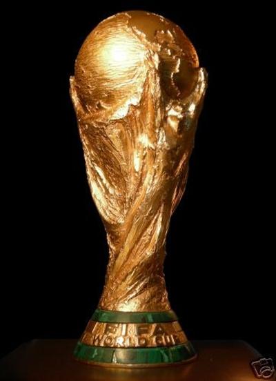 FIFA World Cup trophy to reach Kolkata on Sunday