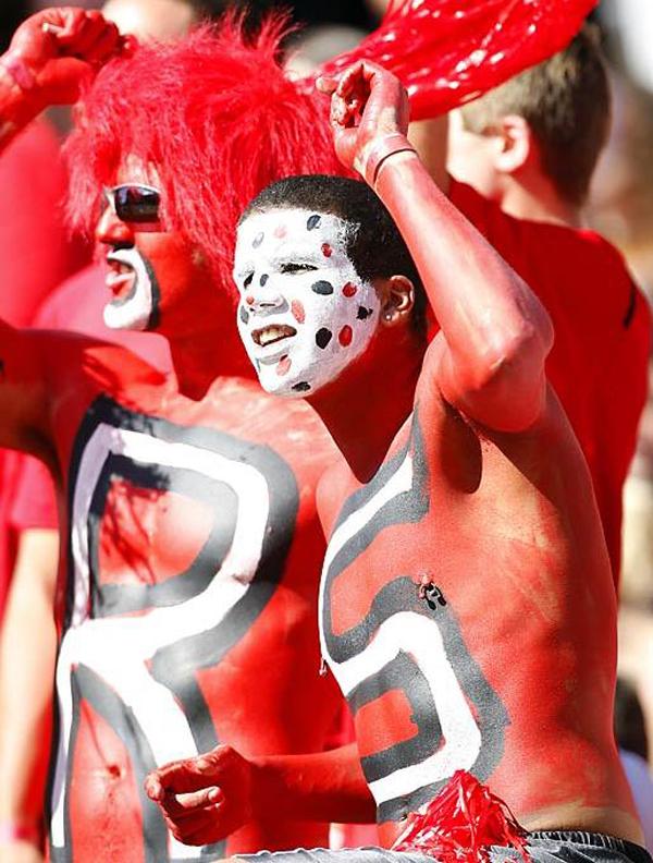Georgia Bulldogs Die Hard Fan