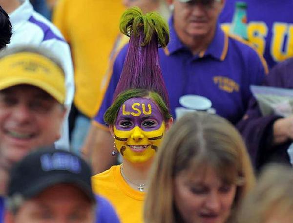 LSU Tigers Fan