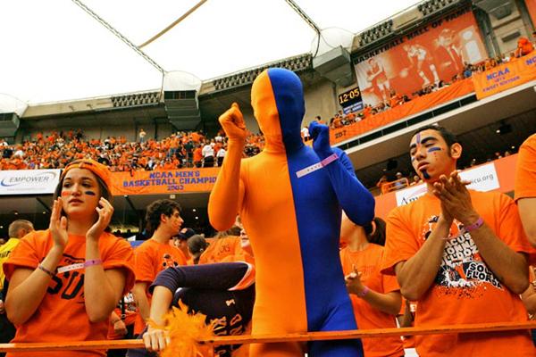 Syracuse Orange Die Hard Fan