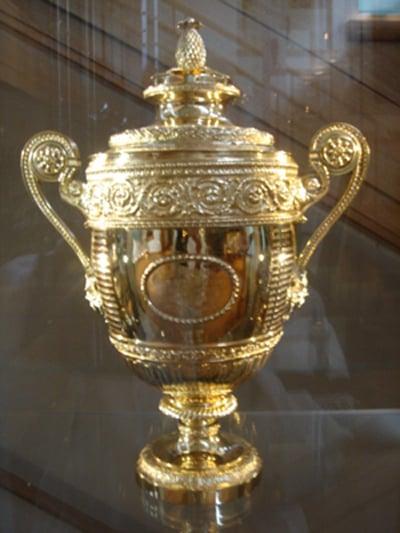 Wimbledon Trophy Mens Trophy