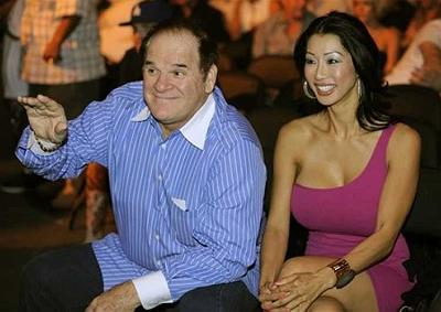 pete rose 39 s girlfriend kiana kim is smart and beautiful. Black Bedroom Furniture Sets. Home Design Ideas