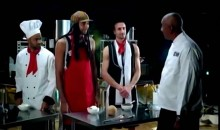 San Antonio Spurs Face Off in Cooking Challenge (Video)