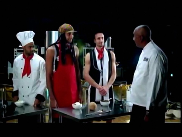 San Antonio Spurs Face Face Off in Cooking Challenge