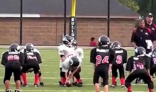 This is One Hard Hitting Six-Year-Old (Video)