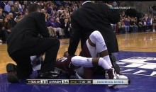 Aggies Derrick Roland Horrific Leg Injury (Video)
