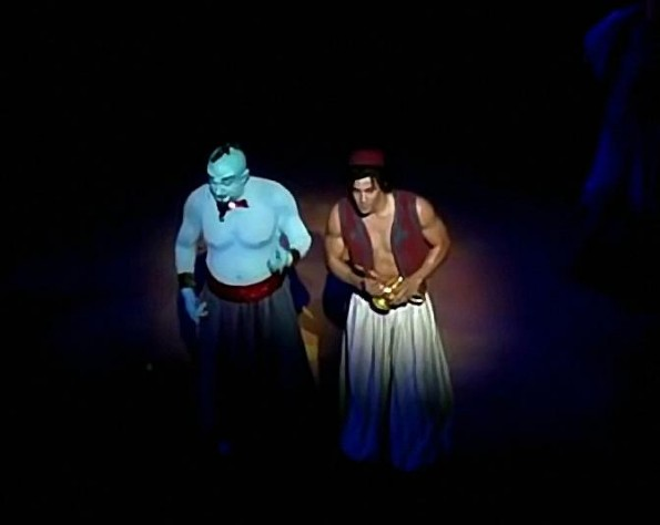 Even Genie From Aladdin Mocks Tiger Woods