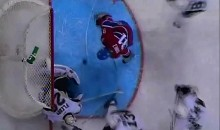 Intent to Blow Rule Negates Habs Scott Gomez's Goal (Video)
