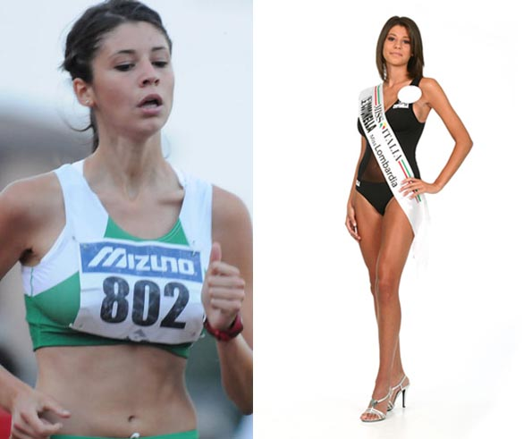 Sara Galimberti is Italy's Hottest Track Star (25 PICS) | Total Pro Sports