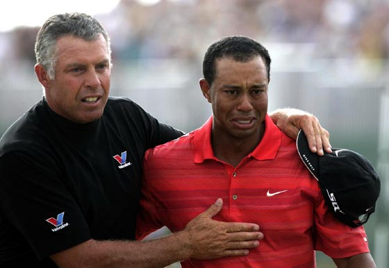 The Official Tiger Woods Apology about Affairs