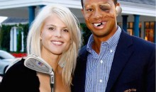 Tiger's Face if His Wife Hit Him with a Golf Club (Photoshopped)