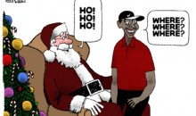 Tiger Woods Saga now a Hilarious Editorial Cartoon