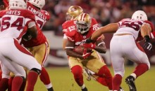 The Stat Line of the Night – 12/14/09 – Frank Gore