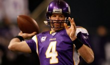 The Stat Line of the Night – 1/17/10 – Brett Favre