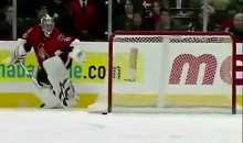 Brian Elliott's Amazing Save on Marian Hossa (Video)
