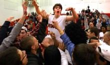 Special Needs Student Has Special Night For HS Basketball Team