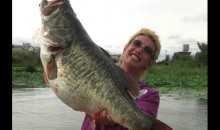 Japanese Man Ties Record For Catching Biggest Largemouth Bass