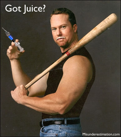 "Mark McGwire Declares Obvious: ""I Did Steroids"" 
