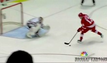 Pavel Datsyuk Pulls A Linus Omark During Shootouts (Video)