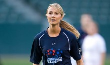 Stacy Keibler: Wrestler, Dancer, Soccer Player?