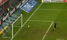 The Worst Phantom Soccer Goal Ever (Video)