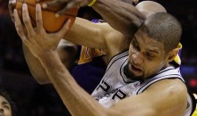 The Stat Line of the Night – 1/12/10 – Tim Duncan