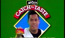 "Vintage Roberto Alomar McCain: ""Catch The Taste!"" (Video)"