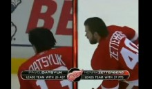 Datsyuk And Zetterberg Have Had Tremendous What? (Video)
