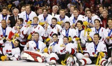 This Day In Sports History (February 24th) — Canada Wins Hockey Gold