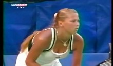 "Fan Asks Anna Kournikova, ""Do I Make You Horny, Baby?"""