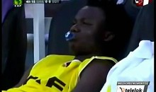 Ghana Player Sucks On Pacifier During African Cup Finals Loss