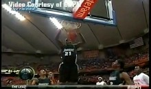 Jamine Peterson Provides Showtime Dunk Against Syracuse