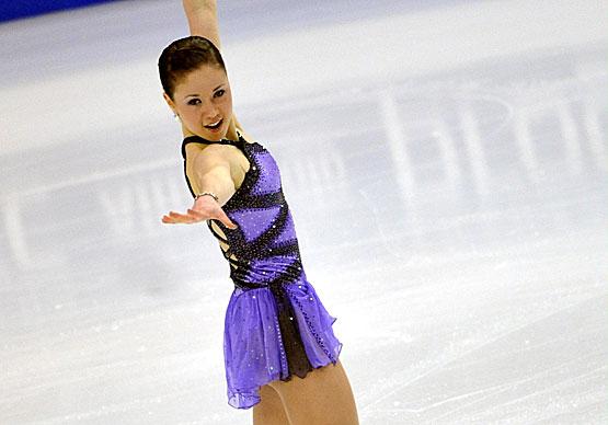 Laura Lepisto, Finland, Figure Skating