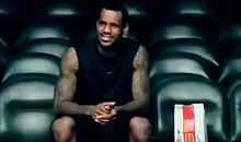 LeBron James and Dwight Howard McDonald's Commercial