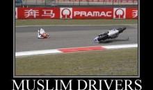 Muslim Drivers (Pic)