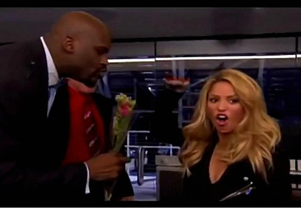 Shaq Turned Down By Shakira