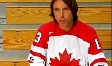 Steve Nash Wants a Spot on the Canadian Men's Hockey Team (Video)