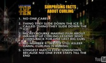 Letterman's Top 10 Facts About Curling May Bore You