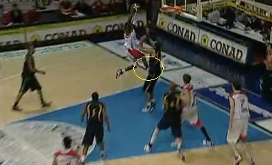 groin dunk