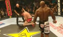 Former WWE Star Bobby Lashley's MMA Debut A Successful One