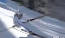 French Skiier Marion Rolland Is Just Embarrassing (Video)