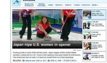 NBCOlympics.com's Curling Headline Racist?
