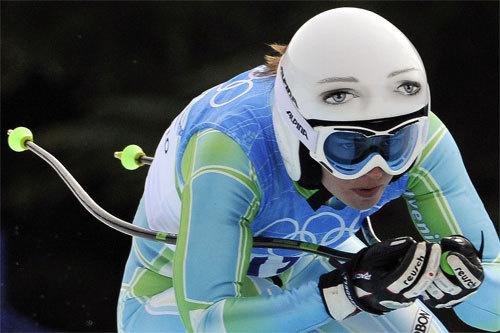 olympic ski helmet