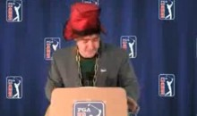 Tiger Woods Press Conference Parody (Video)