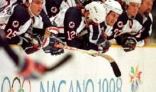 This Day In Sports History (February 19th) – U.S. Men's Olympic Hockey Team