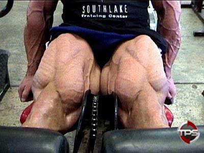 Extreme bodybuilding