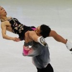 Figure Skater Gets Eaten Out